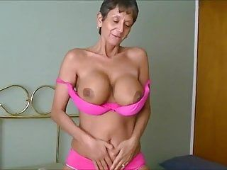 Gilf with massive milk sacks