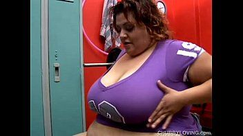Large stomach zeppelins bbw imagines u are pumping her chunky soaked wet crack