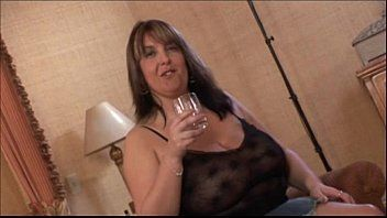 Large scoops milf pumping 2 dark weenies in hawt bbw movie scene