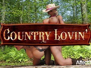 Lesbo large pantoons futa cowgirls having trio sex