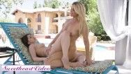 Playgirl movie scene - milf india summer cucks her spouse with younger sweethearts